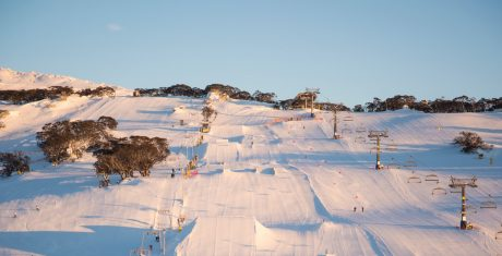 Skiing Conditions