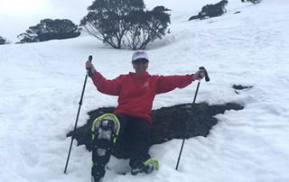 IMG Snow-shoeing in Perisher